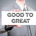Van goed naar geweldig