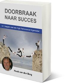 Boek doorbraak naar succes
